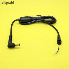 Cltgxdd 30 pièces 5.5X2.5mm DC Puissance Embout Mâle Connecteur Avec Cordon/Câble Pour Toshiba Asus Lenovo adaptateur pour ordinateur portable