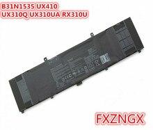 FXZNGX 48Wh Véritable B31N1535 batterie dordinateur portable pour ASUS UX310 UX310UA UX310UQ UX410UA Batterie