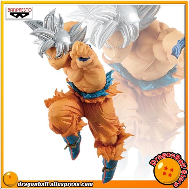 """""""Dragon Ball SUPER"""" Banpresto figura mundial Coliseo Tenkaichi Budoukai BWFC Especial figura de colección-ULTRA instinto hijo de GOKU."""