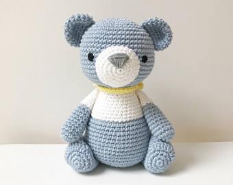 Muñecas fasion Crochet juguete muñecas sonajero