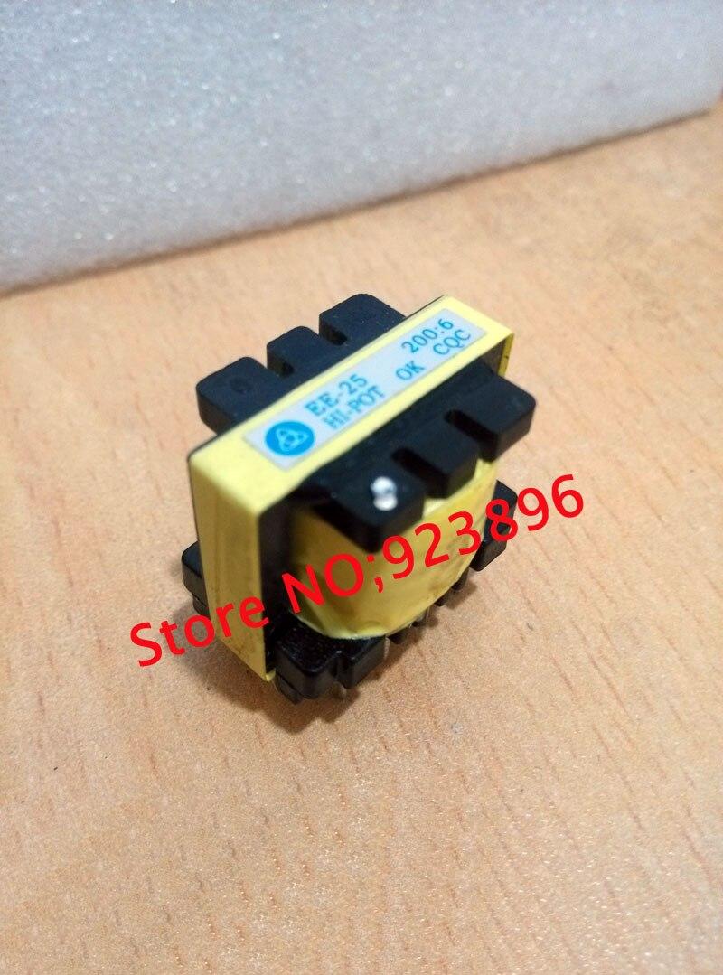 4 шт./лот Новый EE25 200 6 сварочный трансформатор высокочастотный переключатель питания трансформатор X0098