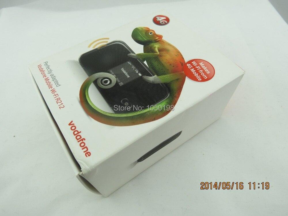 Vodafone r212 4g wi-fi hotspot móvel