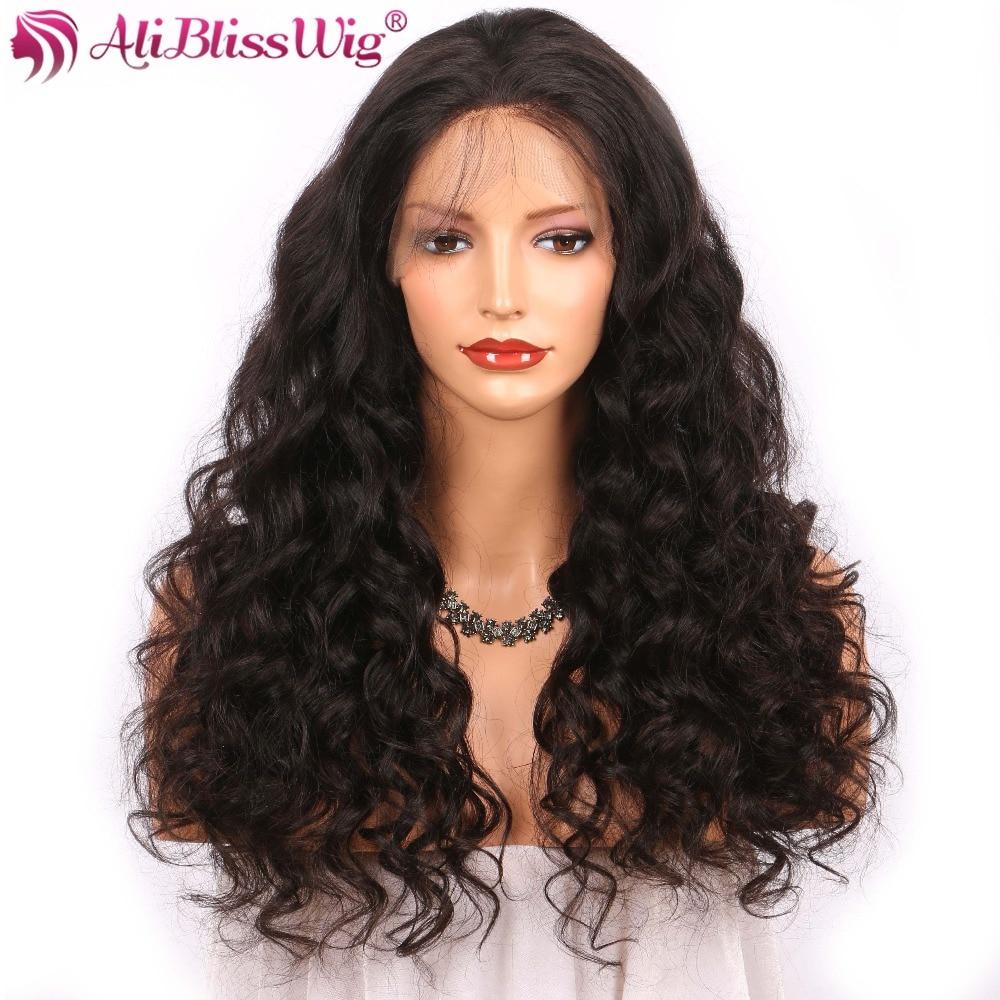 Pelucas de cabello humano brasileñas 13x4 rizadas con frente de encaje prearrancado pelucas frontales de onda de encaje profunda pelucas Frontal 360 pelucas de encaje Frontal mujeres negras