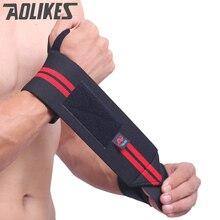 Aolikes Hand Wraps Polsband Gewichtheffen Wrist Wraps Crossfit Powerlifting Bodybuilding Ademend Polssteun Trein