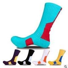 10 pièces = 5 paires 39,40, 41, 42.43.44 EU grande taille le tube mi-haut coton chaussettes pour hommes cadeau pour un homme