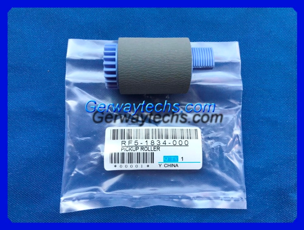 GerwayTechs RF5-1834 RF5-1834-000 5si HP8000 HP8000dn HP8000n HP8100 HP8100dn HP8100hn HP8100MFP HP8100n Feed Separation Roller