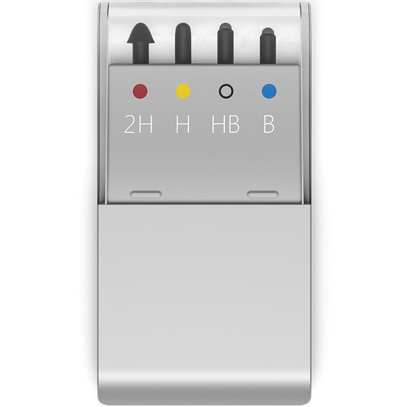 Nuevo Juego de puntas de repuesto para Microsoft Surface Pro 4/5, superficie de portátil, bolígrafo Kit de boquillas, Stylus Touch, lápiz de repuesto, 2H HB