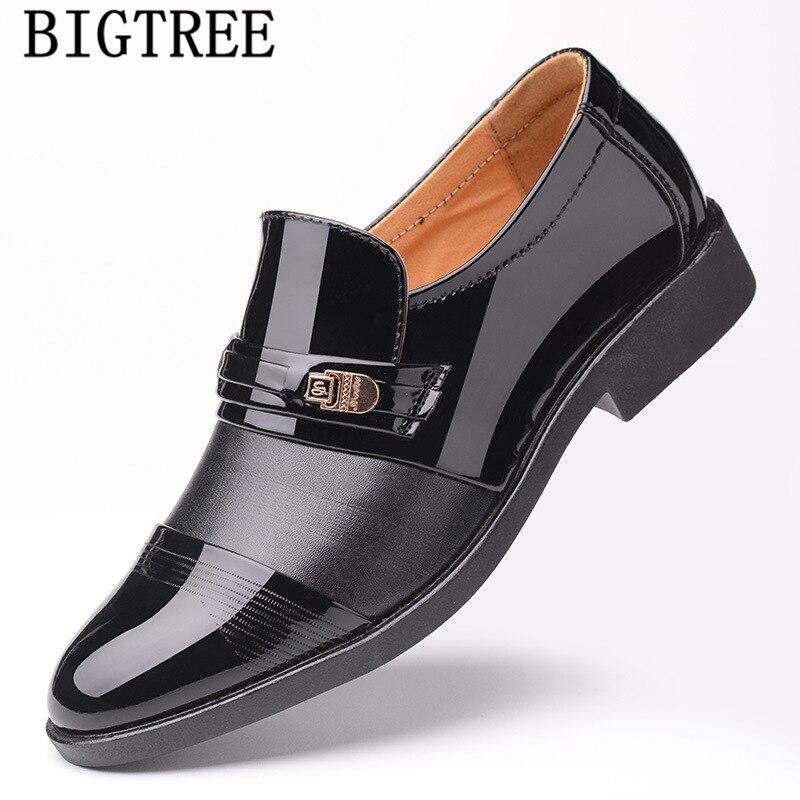 Vestido de los hombres zapatos de cuero, zapatos de boda, zapatos de oficina los hombres zapatos de hombre de vestir formal erkek calzado   calzado hombre