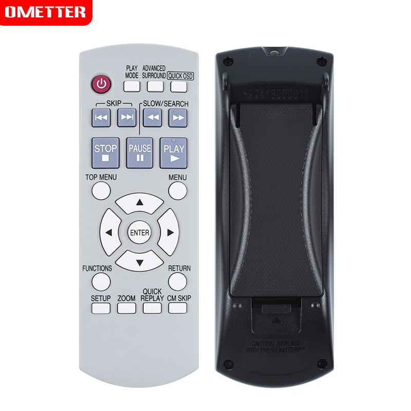 Пульт дистанционного управления для DVD-плеера Panasonic N2QAYB000011, пульт дистанционного управления для DVD-S1 DVD-S1S Fernbedienung new n2qayb000011 remote control fit for panasonic dvd dvd s1s dvd s1