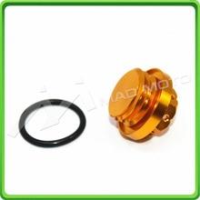 Capuchon filtre de remplissage dhuile de M20x1.5mm   Capuchon M20 * 1.5mm pour Moto Guzzi Griso 1100 2005 2006 2007 et Yamaha YZ250F 2008 2003 2004 2005, or