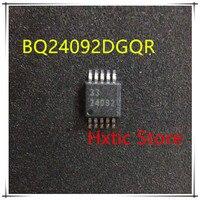 NEW 10PCS/LOT BQ24092DGQR BQ24092 24092 HMSOP-10 IC