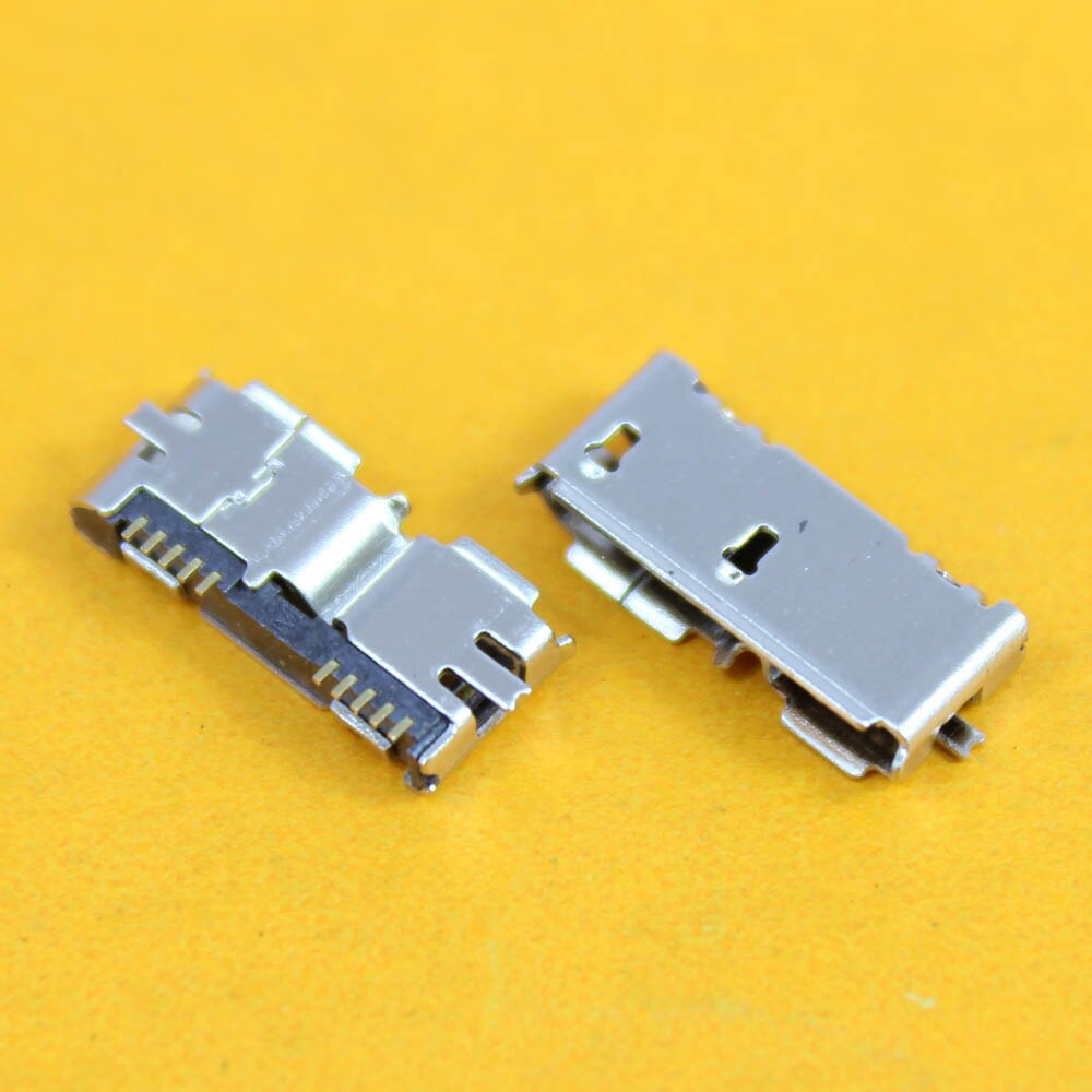 Micro conector de toma de corriente con USB 3,0 10 P 10 PIN hembra tipo SMT para Samsung Note3 N900 N9002 N9006 N9005 N9008 N9009 SM-N9009