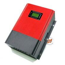 Contrôleur solaire 80A MPPT DC240V en option   Avec fonction de communication RS485 et LAN et fonction de charge cc Ouput