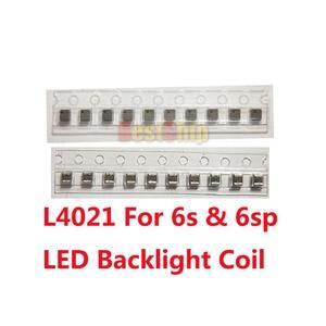 50pcs/lot Original For iPhone 6S plus 6SP L4021 L4051 Backlight boost Coil on logic board fix part