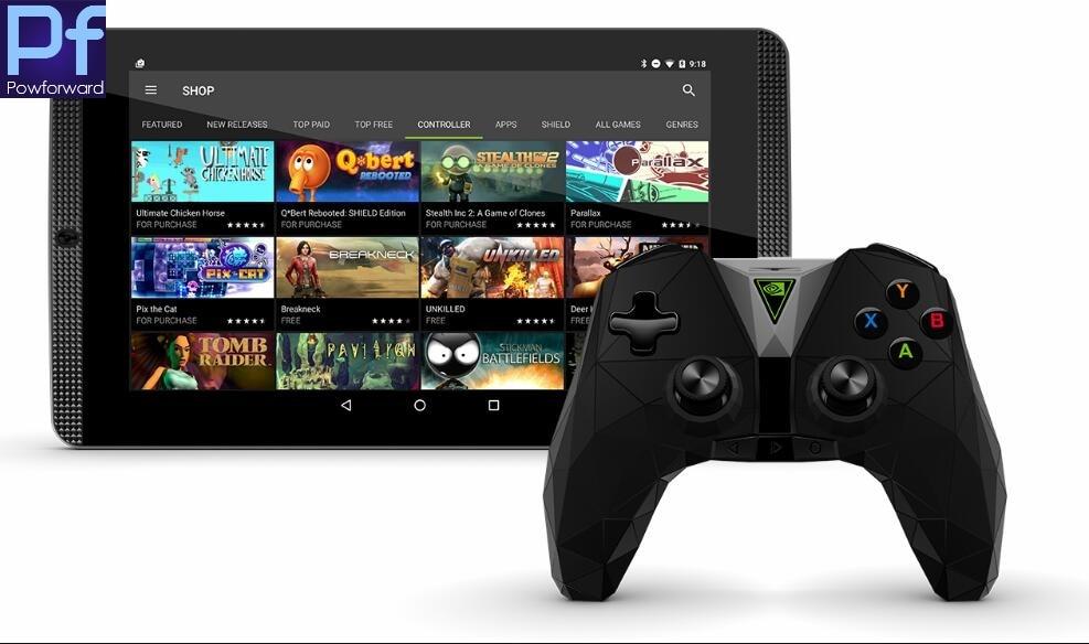 Para Nvidia shield K1 8 ''tablet 8 pulgadas shield K1 tablet 2 unids/lote película protectora de pantalla Anti-huella digital película protectora