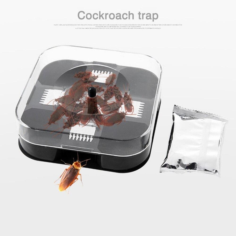Ловушка для тараканов пятое обновление безопасная эффективная АНТИ тараканов Ловца убийца Плюс Большой Отпугиватель без загрязнения для д...