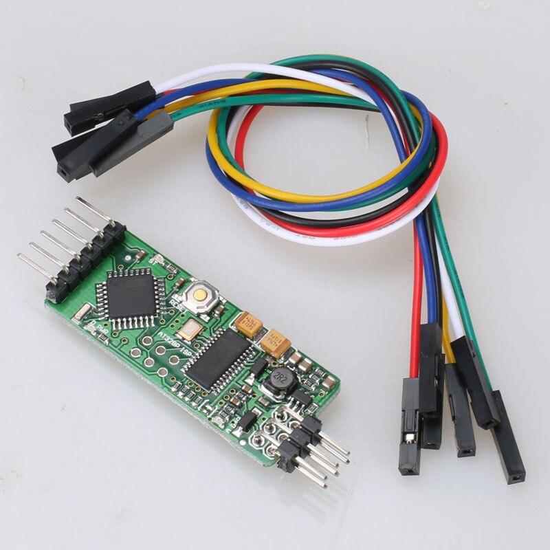 MiniOSD Mini Placa OSD On Screen Display Video Record para APM Mavlink Apoio 2.5 2.6 2.8 PIXHAWK2.4.8 PIX de Vôo RC controlador