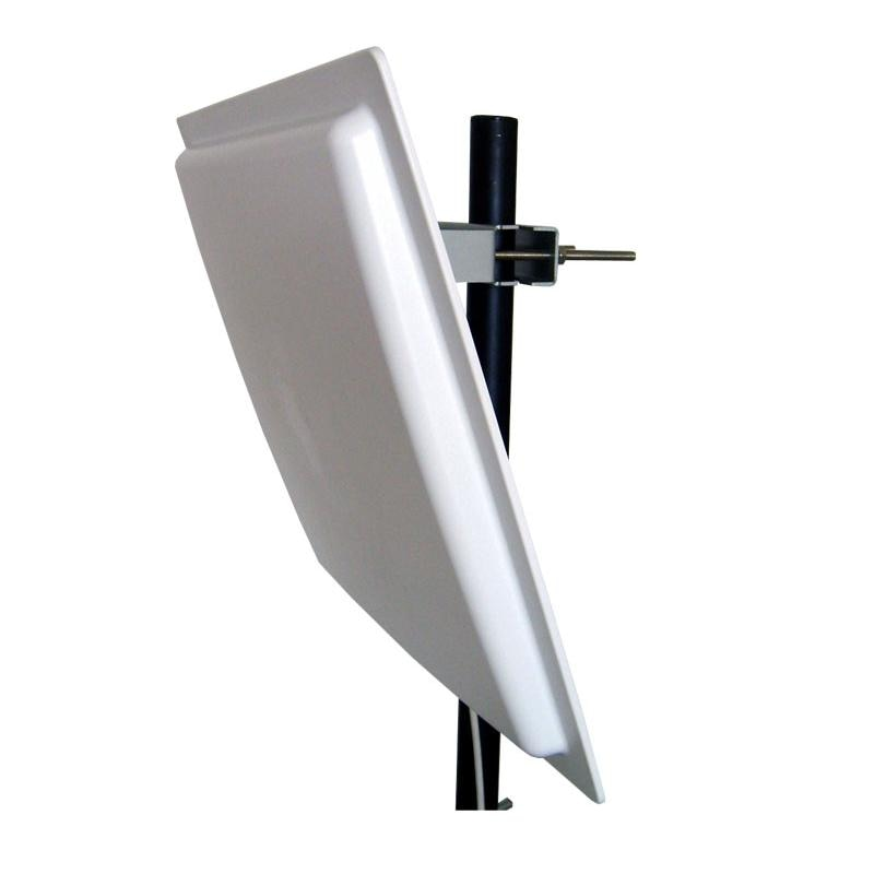 UHF RFID card reader 12-15meter long range, 12dbi Antenna RS232/RS485/Wiegand Read 6M Integrative Reader