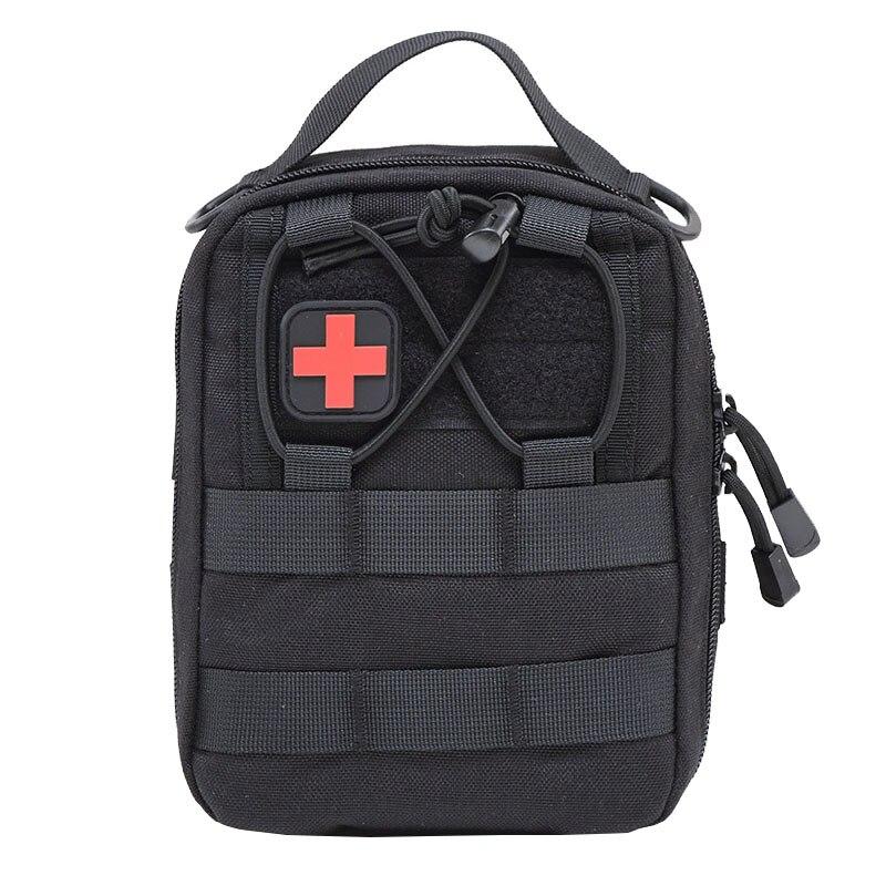 Sac à dos médical tactique en plein air trousse de premiers soins militaire sac à dos de Combat dassaut durgence sacs