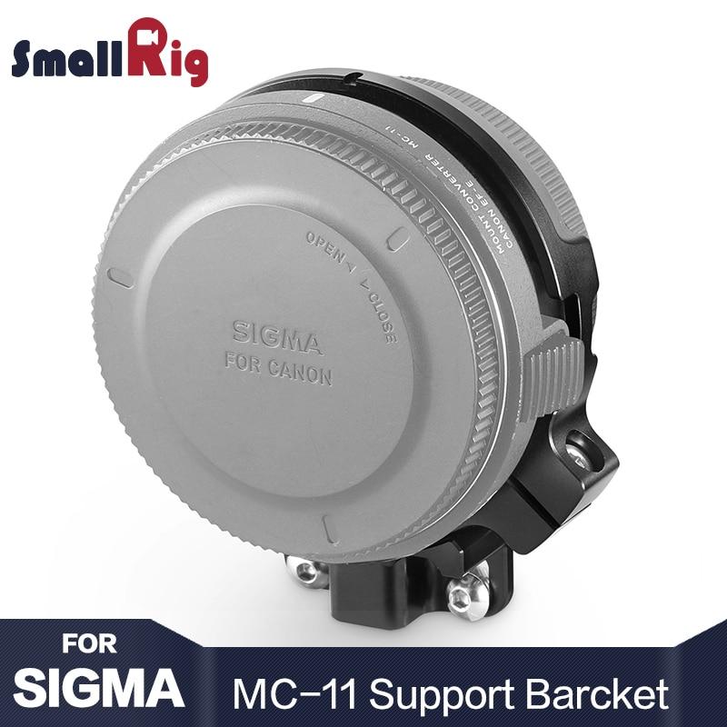 SmallRig Camera Len Adapt Len Support Bracket for Sigma MC-11 Mount Converter 2219