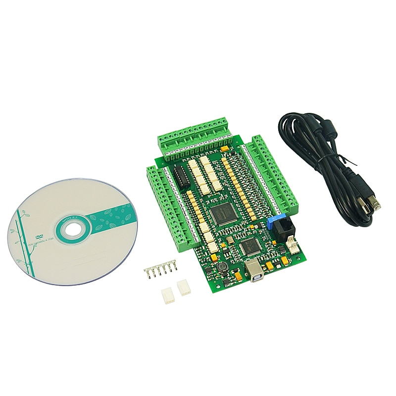 MACH3 CNC router USB motion card control interface card tool speed for cnc milling machine недорого