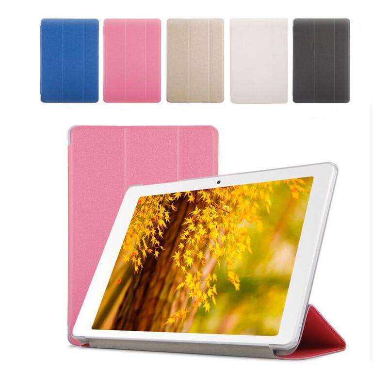 Alldocube libre joven X7 Funda de cuero Ultra delgado soporte Flip caso para cubo T12/T10/joven x7 10,1 pulgadas Tablet PC
