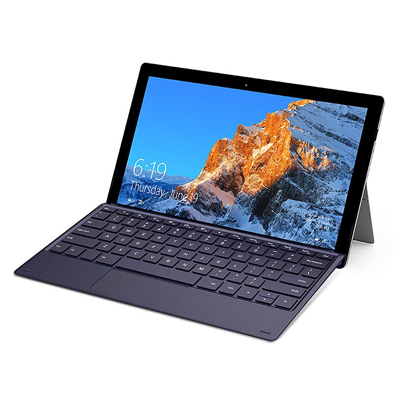 Teclast x4 2 em 1 11.6 polegada tablet computador portátil 1920x1080 ips windows 10 quad core 1.10 ghz 8 gb ram 256 gb ssd 5.0mp câmera tablet