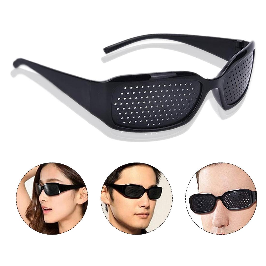 Fatigue Relieve Glasses Pinhole Anti-fatigue Eye Care Vision Care Eyeglasses Unisex Eyesight Exercise Protective