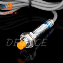Capteur de proximité inductif DFORCE M8 DC5V 3 fils 2mm pour imprimante 3D sonde Z nivellement automatique du lit CR10 ENDER3