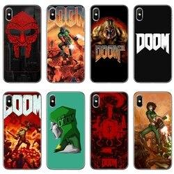 Чехол для телефона с логотипом game Doom для Huawei Honor 10 9 Lite 8 8C 8X 7C 7X 7A 6C pro Play 6X 6A 5A LYO-L21 V8 V10