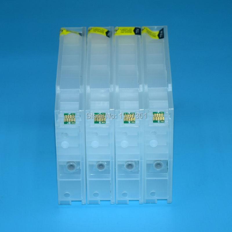 9071 9074 9081 9084 T9071 - T9074 T9081 - T9084 Refill ink cartridge For Epson WorkForce Pro WF 6590DWF 6090DW Prinrer