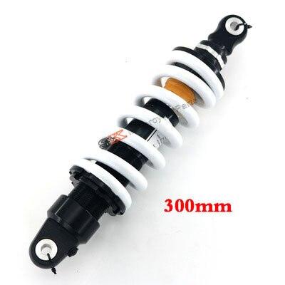 1 шт. 300 мм 360 мм Воздушный амортизатор Подвеска Регулируемая для Honda/Yamaha/Suzuki/Kawasaki/ATV/мотоциклы Quad BWS RSZ JOG велосипеды