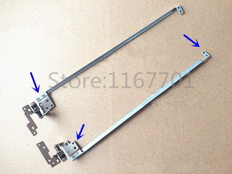 La computadora portátil/portátil LCD/LED Aixs/bisagras para Hasee K570N K570N-B9 I3 I5 I7 W650E A560P A560P-I3 K590C K610C K650D Clevo W650 W650S