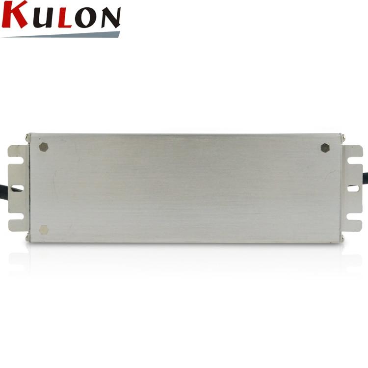 Fuente de alimentación LED MEAN WELL HLG-120H-C700B Original a prueba de agua 150W 107-215V 700mA IP67 7 años de garantía