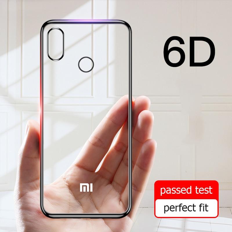 For Xiaomi Mi 8 Case 3D Laser Plating Luxury Soft TPU Clear Cover For Xiomi Xiaomi Mi 8 SE Mi8 Cryst