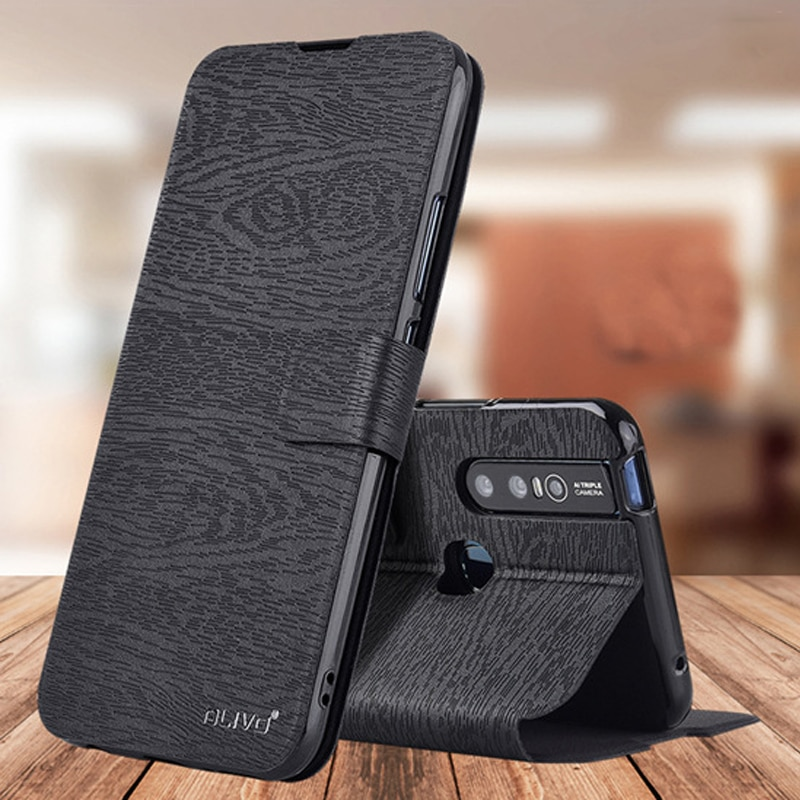 For VIVO V15 Pro Case V 15 Flip PU Leather Cover Luxury Wallet Book Phone Case For Vivo V15 V 15 Pro TPU Back Cover V15PRO V15