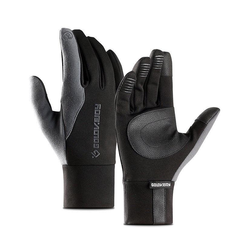 Herren Unisex Leder Handschuhe Touchscreen Thinsulate Gefüttert Fahren Warme Handschuhe Winter Halten Warme Handschuhe Männlichen