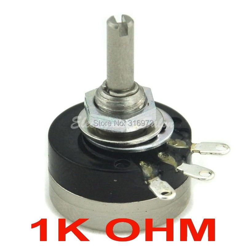 RV16YN 15S B102 COSMOS TOCOS 1K OHM Industrial Panel Controls Rotary Potentiometer.