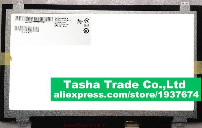B133HTN01.2 شاشة lcd laptop screen لوحة لامعة 1920*1080 edp 30 دبابيس أصلي جديد
