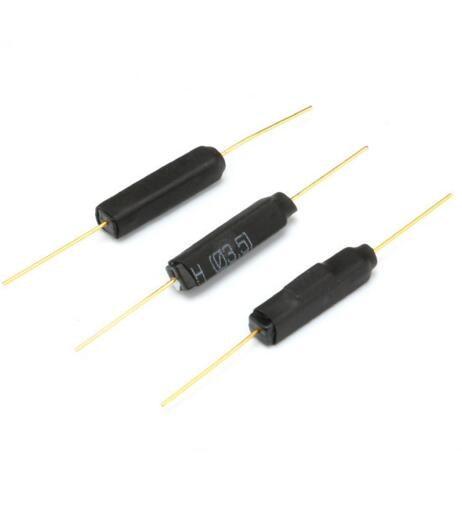 5 pcs Reed Switch Plastic Type GPS-14B 2*14 Anti-Vibration Damage Magnetic Switch NC Gerkon Normally Closed NC  good quality