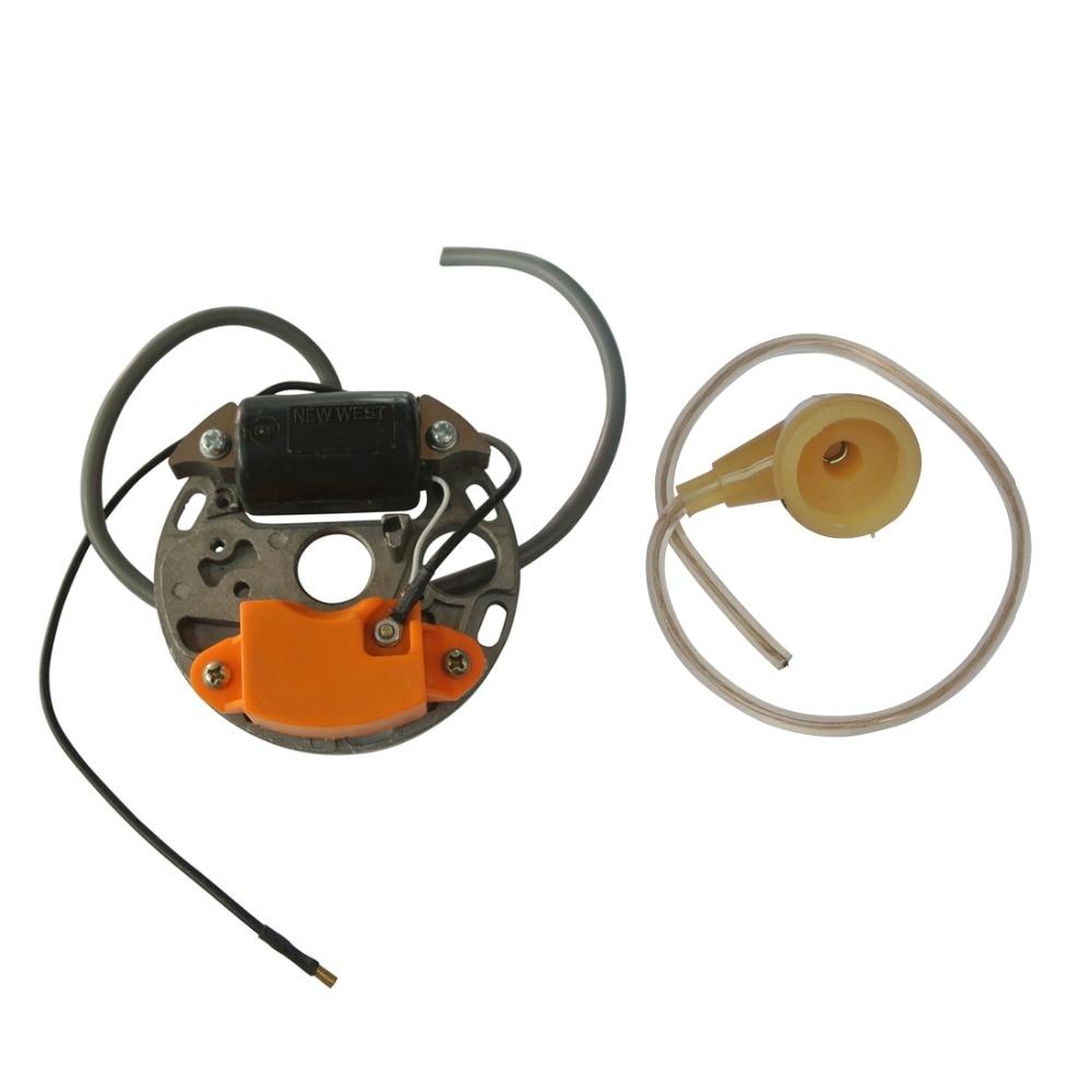 Ignition Coil Module & Spark Cap Plug Fit Stihl 070 090 090G Chainsaw parts