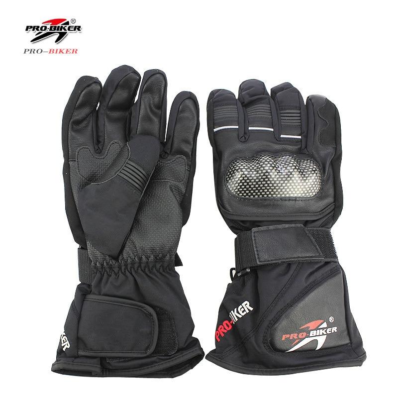 Guantes de Moto para invierno, resistentes al agua, para Motocross, GP Enduro,...