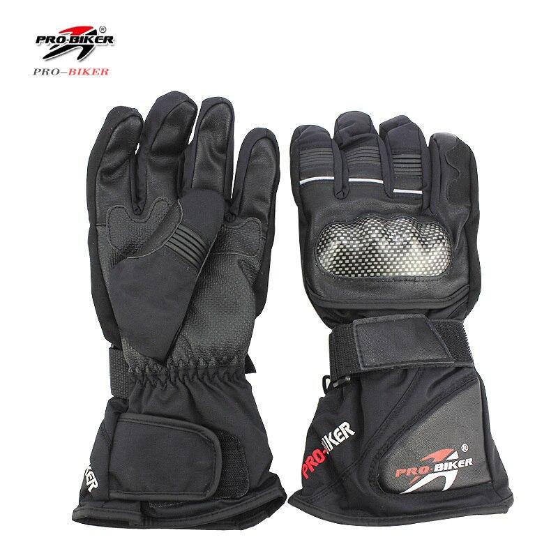 Guantes de Moto de invierno Pro biker impermeable Motocross Enduro Moto GP Racing Mtb guante Motocicleta luvas para Guantes