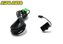 Adaptateur de câblage et Microphone pour VW RNS315   Adaptateur de mise à niveau Bluetooth, câbles de harnais de câbles