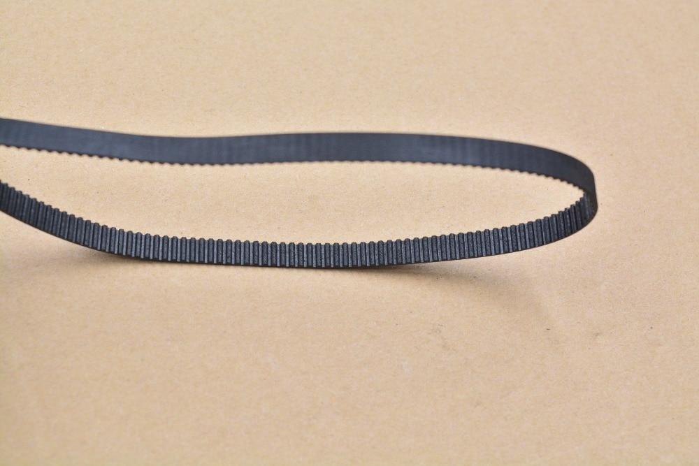 1PCS 3d printer belt closed loop rubber 2GT timing belt teeth 450 length 900mm width 6mm 900-2GT-6