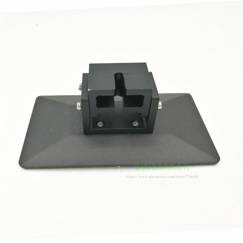 Plataforma de impresión de actualización, placa de construcción para Creality 3D LD-001 DLP Light curado de piezas de impresora 3d