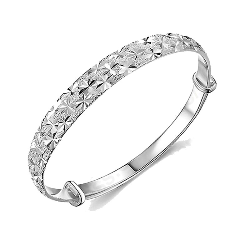 Nova marca feminina mais novo luxo pulseiras jóias de casamento 925 prata esterlina colorflower pulseiras pulseiras para a moda feminina