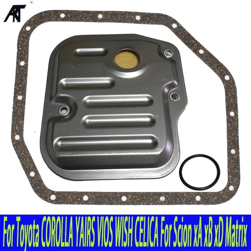 Фильтр с уплотнительным кольцом и прокладкой для Toyota COROLLA YAIRS VIOS WISH CELICA для Scion xA xB xD Matrix