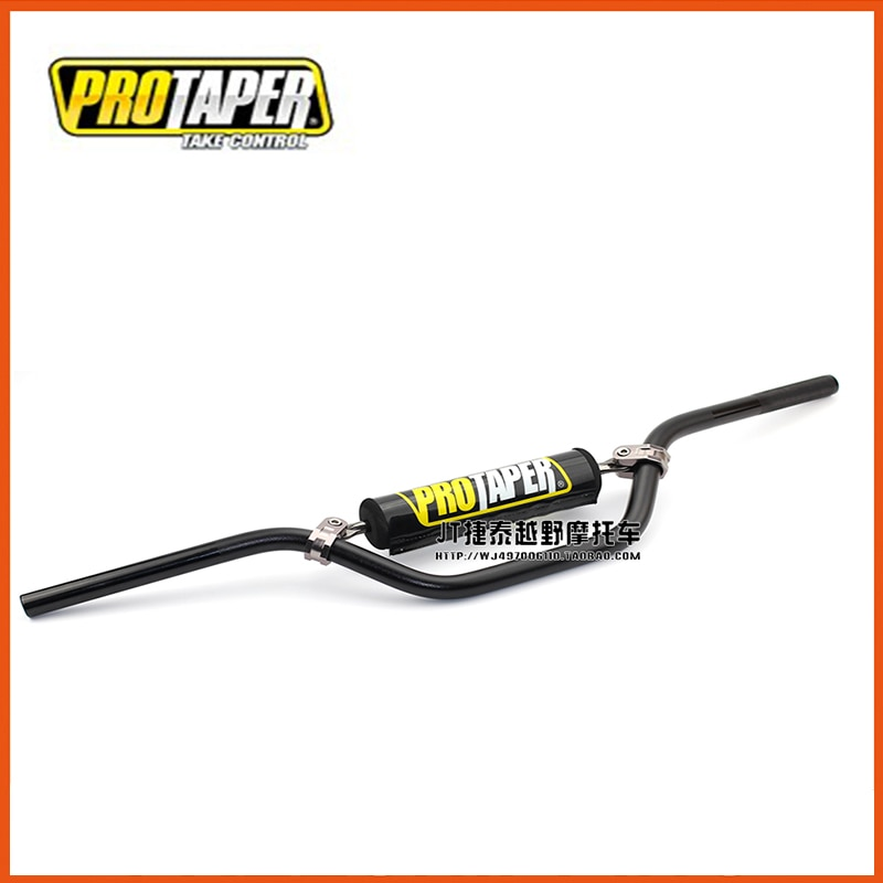 22mm 7/8 motorrad Pro Taper Fat Bar kayo taotao buyang dhz Pit Dirt Bike Lenker Niedrigeren bar mit lenker balancer pad