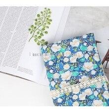 High quality imported digital printing fabric, handmade DIY clothing dress baby fabric, cotton plain